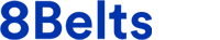 8Belts Logo